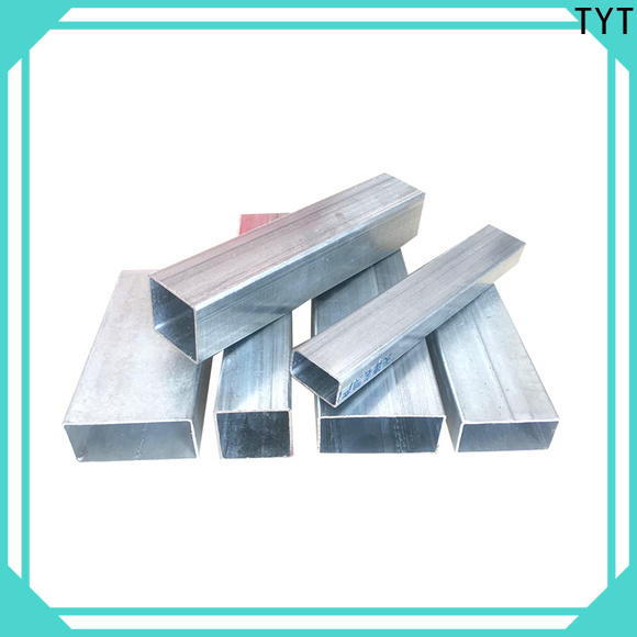 TYT latest square and rectangular hollow sections supplier for sports equipment