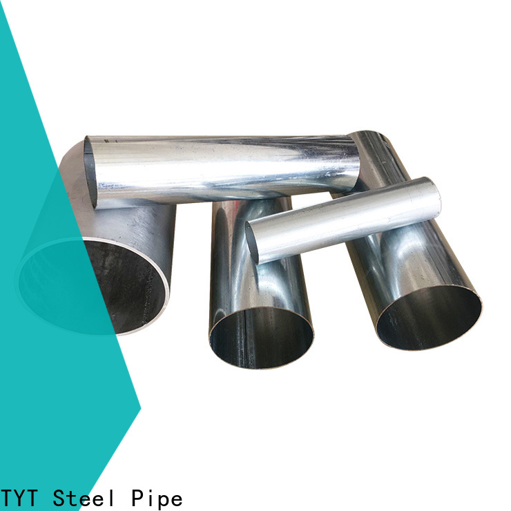 top pre galvanised pipes wholesale for gasoline and oil lines
