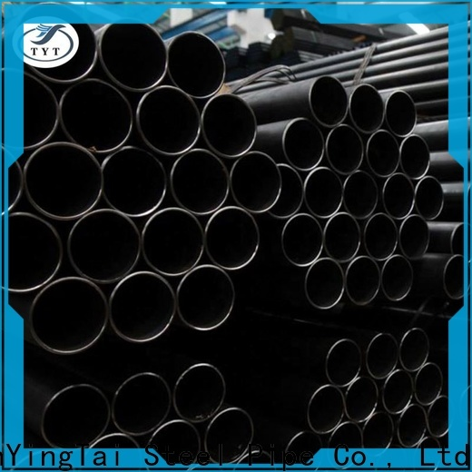 TYT hot selling erw welded pipe with good price for building