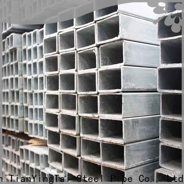 TYT galvanized hollow section with good price for sale