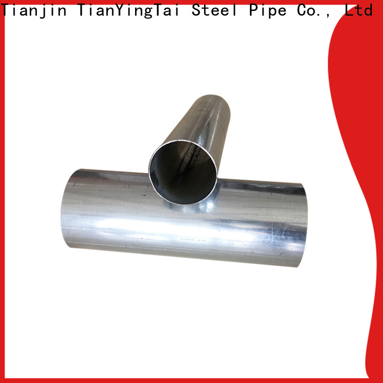 TYT galvanized round pipe from China for industry
