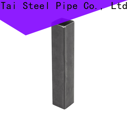 TYT cost-effective rectangular pipe manufacturer For fence post