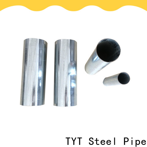 hot selling galvanized steel square pipe factory direct supply bulk production