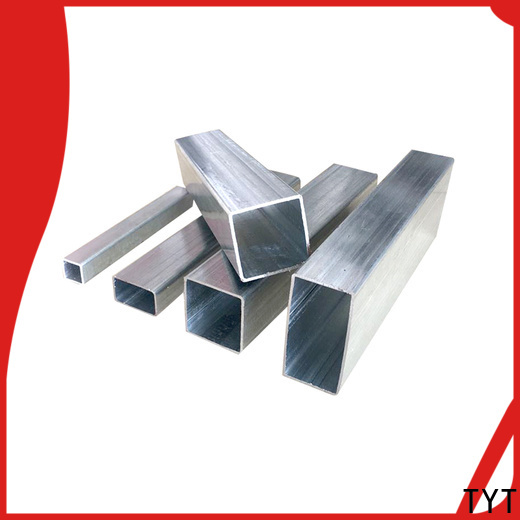 TYT steel square pipe factory for sale