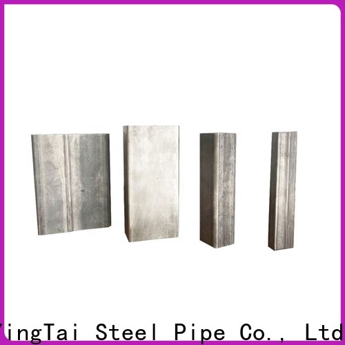 TYT galvanized hollow section company for building