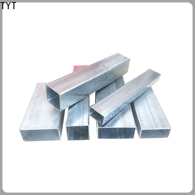 TYT hot selling square and rectangular hollow sections best manufacturer bulk buy