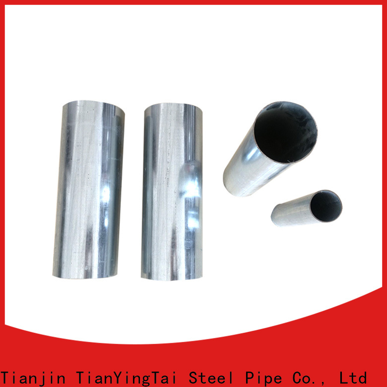 TYT galvanized square pipe best manufacturer for promotion