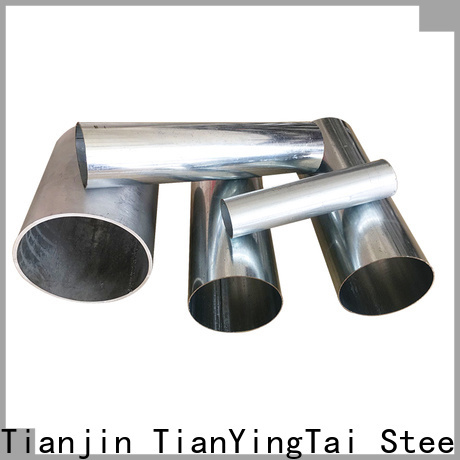 TYT pre-galvanized steel pipe best manufacturer for industry