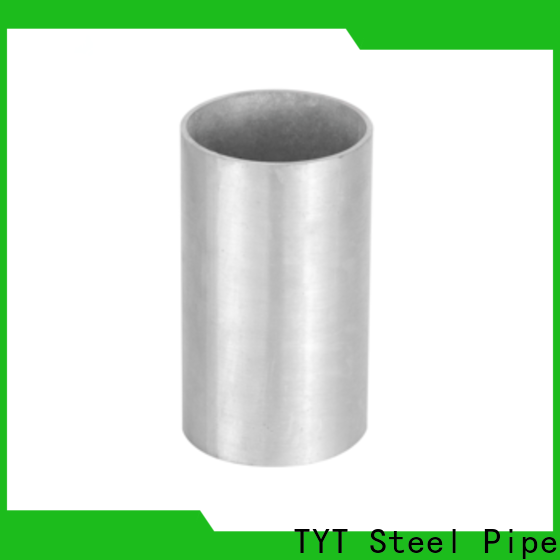 TYT hdg steel pipe suppliers bulk production