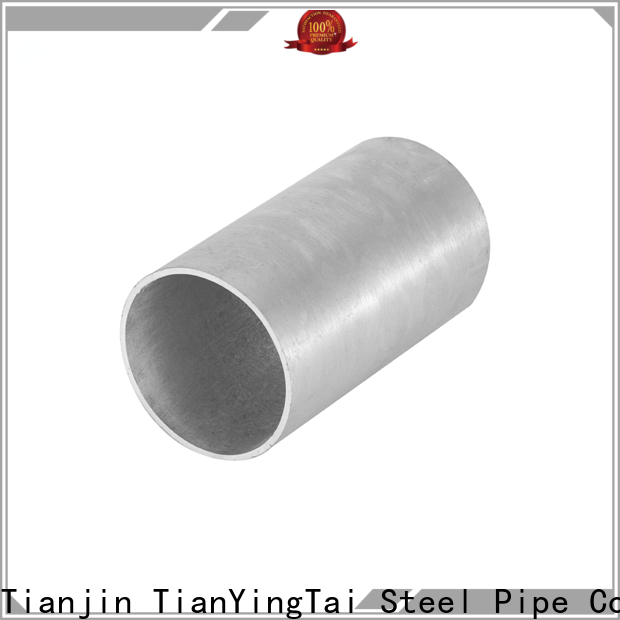 TYT galvanized black steel pipe supply for promotion