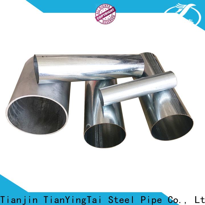 TYT new pre galvanized square tubing supplier for sale