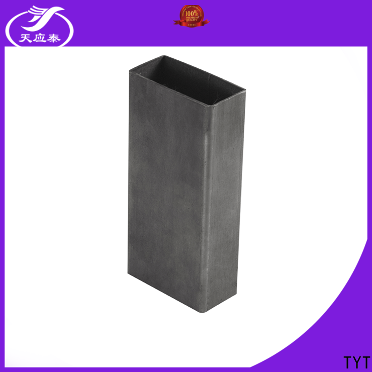 hot selling rectangular hollow section supplier for greenhouse