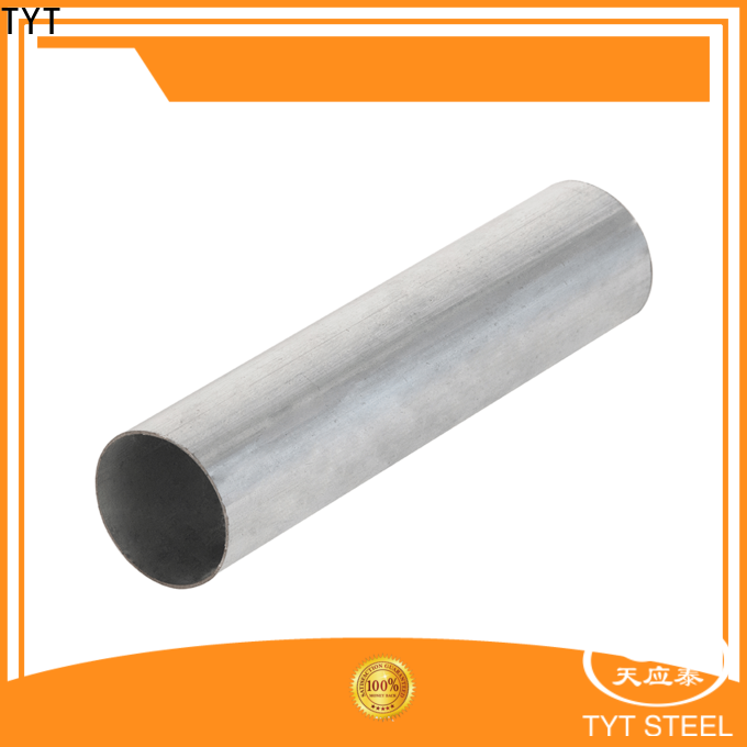 TYT hot galvanized steel pipe factory bulk production