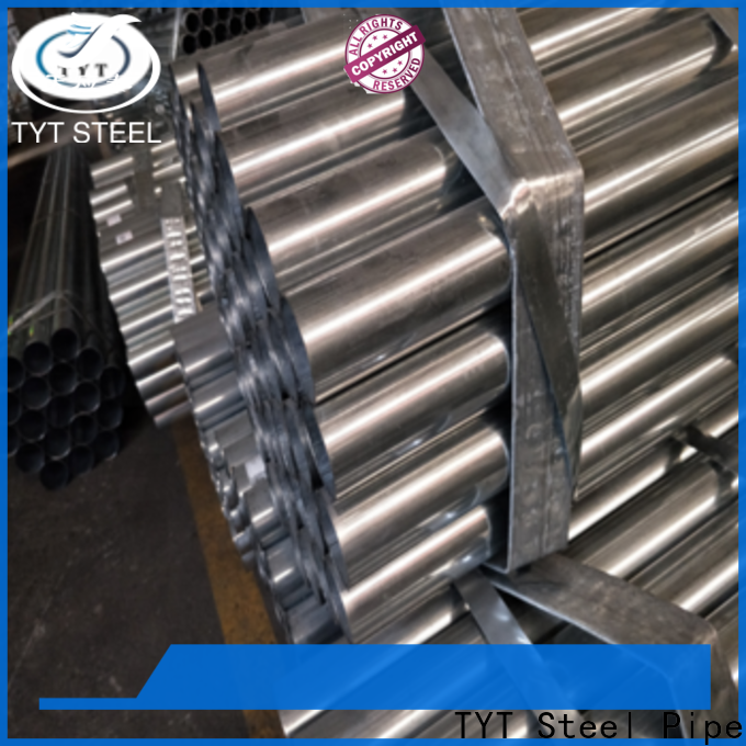 hot selling pre galvanised steel tube directly sale for use