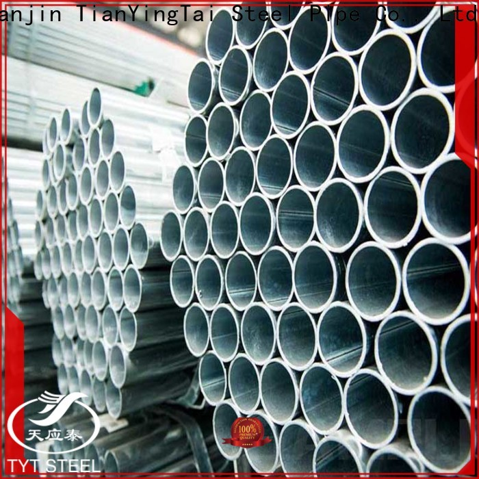 TYT gi square pipe factory for greenhouse