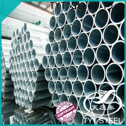 durable pre galvanised steel tube suppliers for promotion