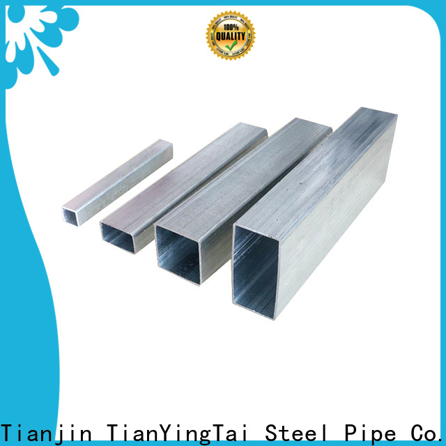 TYT pre galvanized steel pipe factory direct supply for industry