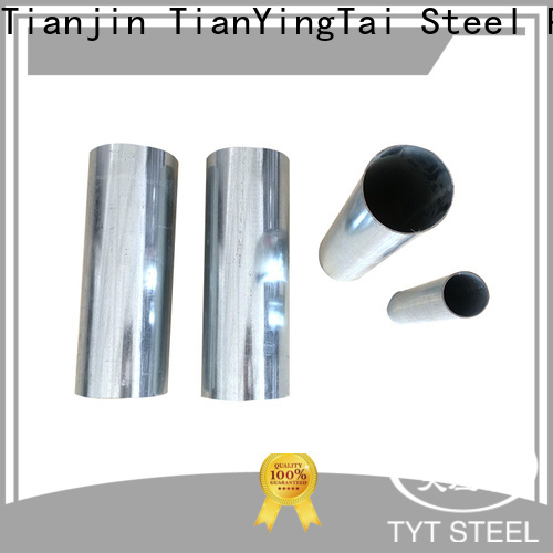 TYT hot selling pre galvanised tube with good price for gasoline and oil lines