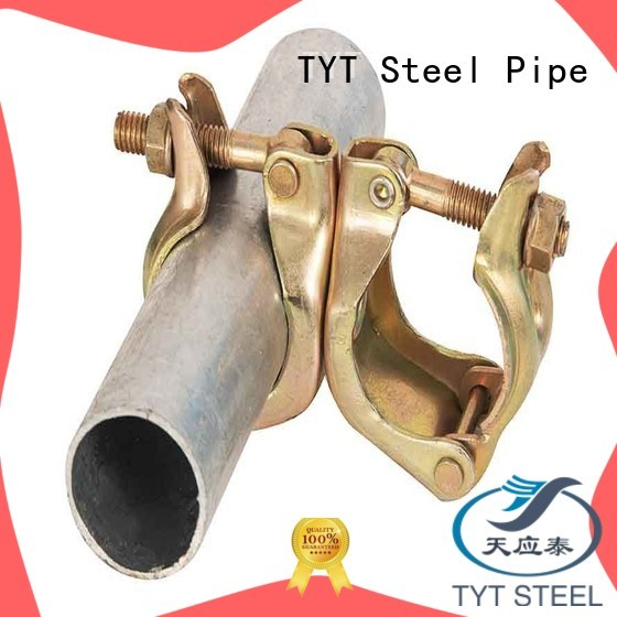 TYT durable scaffolding pipe factory direct supply for pipes&coupler scaffolding