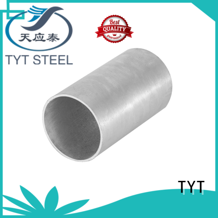 TYT galvanized metal pipe from China for building