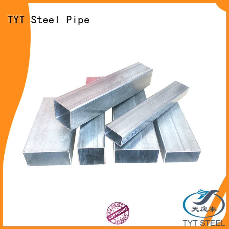 TYT shs square hollow section series for sports equipment