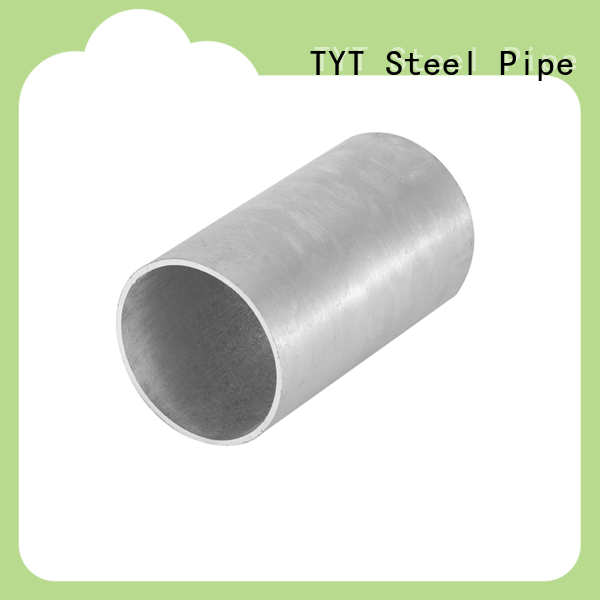 high quality galvanised pipe threaded with good price for building