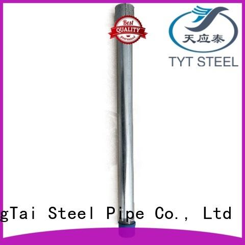 TYT threaded pipe inquire now for sale