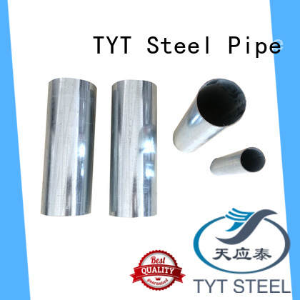 TYT gi steel pipe factory direct supply for gasoline and oil lines