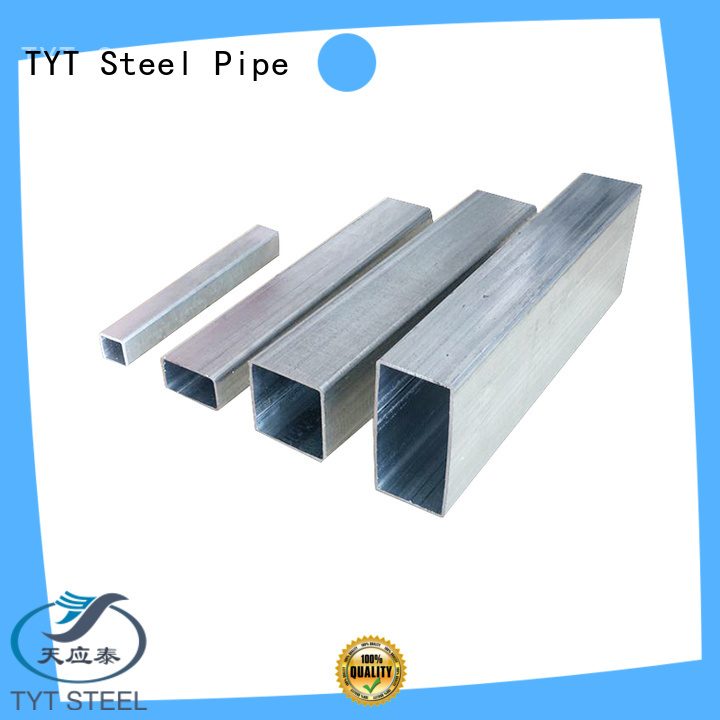popular pre-galvanized steel pipe supply for promotion