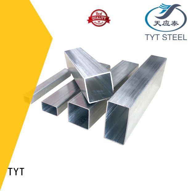 TYT top square hollow section steel supplier for sale