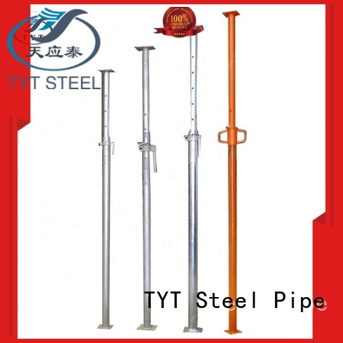 TYT cost-effective galvanised scaffold tube directly sale for construction