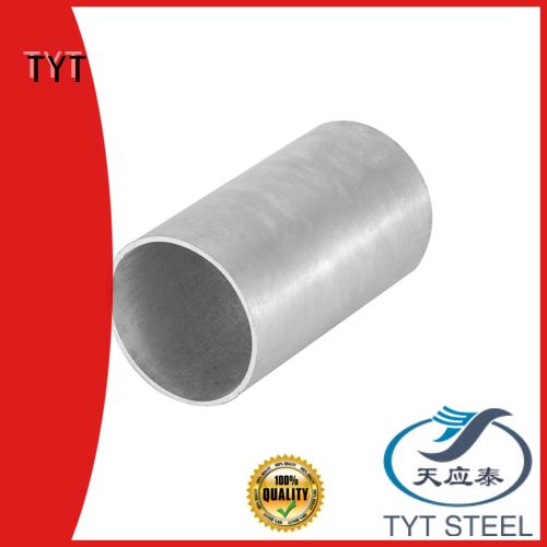 TYT galvanised pipe threaded factory bulk production