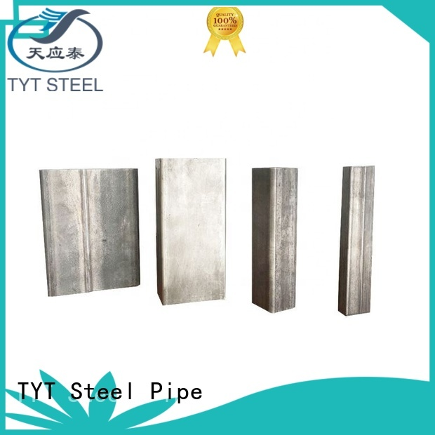 TYT hot dipped galvanized pipe best supplier for building