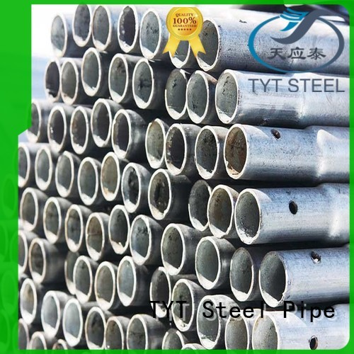 TYT cutting pipe supply for construction structure