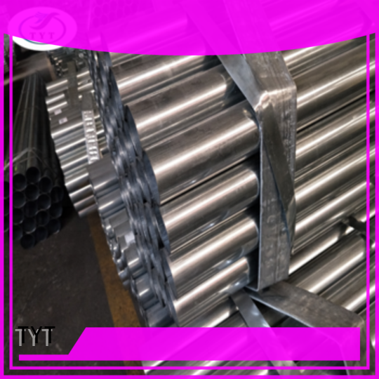 TYT pre-galvanized steel pipe best manufacturer for greenhouse
