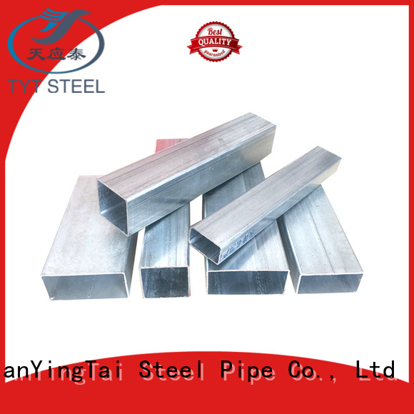 TYT hollow section pipe best supplier bulk production
