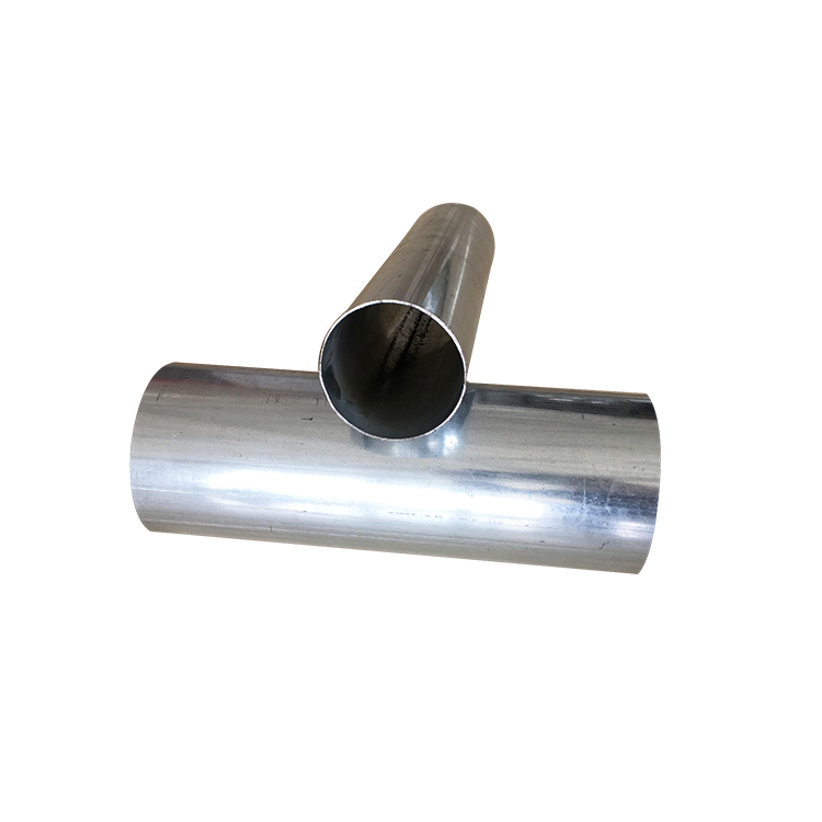 Pre galvanized round steel pipe high quality Q195-Q345 with passivation solution