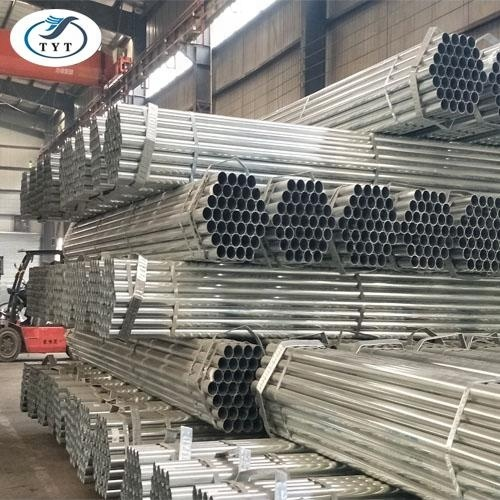 TYT best galvanized round pipe supply for use-2
