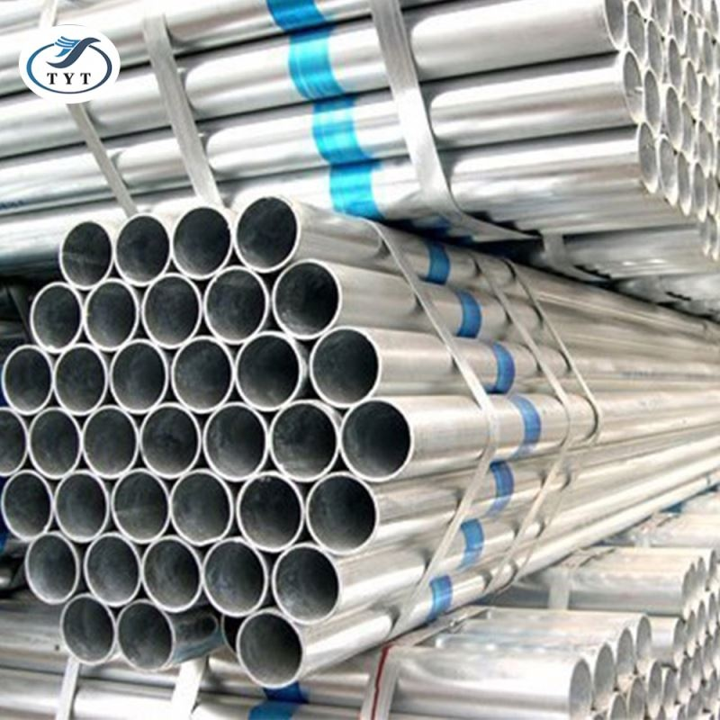 TYT best galvanized round pipe supply for use-1