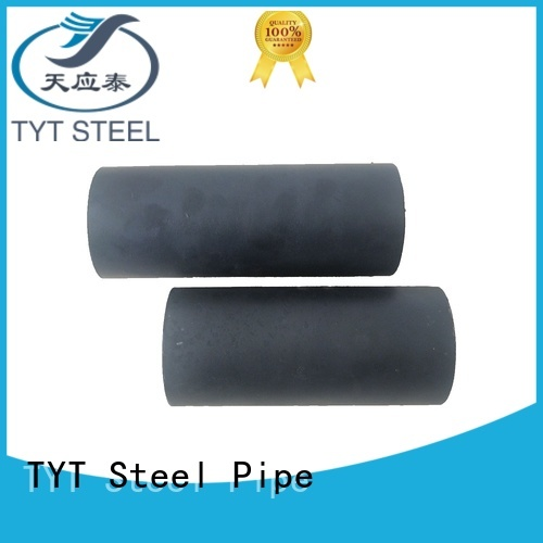 cost-effective black metal tube series for construction structure