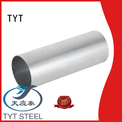 TYT new galvanised metal pipe supply bulk production