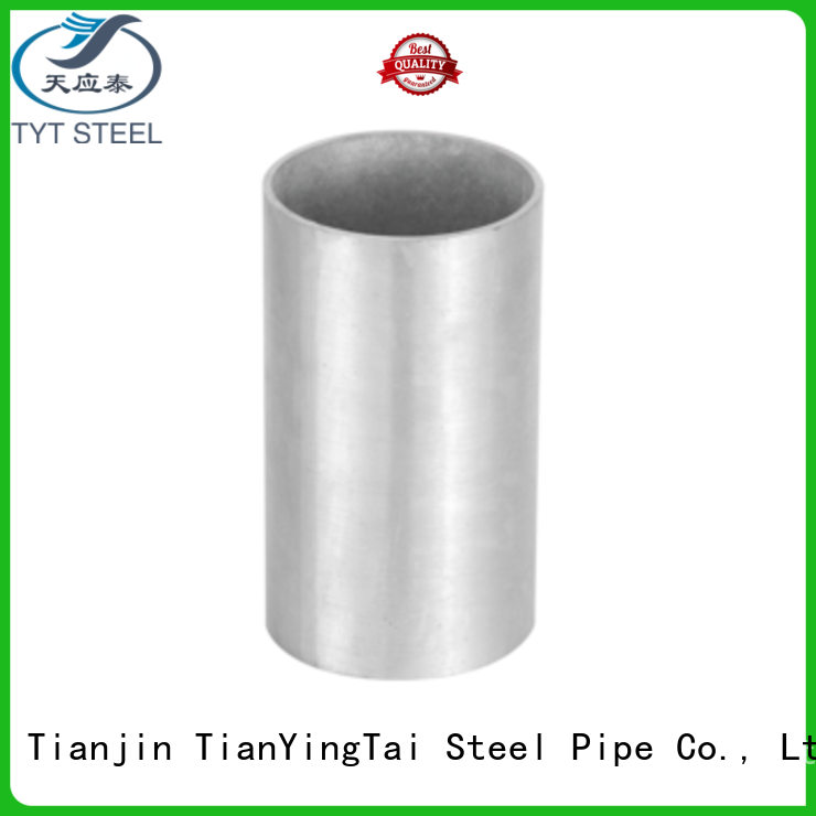 TYT threaded galvanized steel pipe suppliers for building
